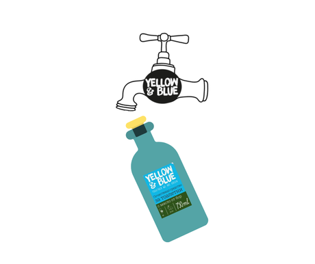 <100 ml.> Toilet cleaner